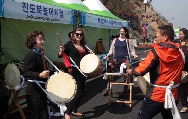 현대판 모세의 기적 진도 신비의 바닷길 축제 개막…19일까지 열려(자료사진)4.JPG