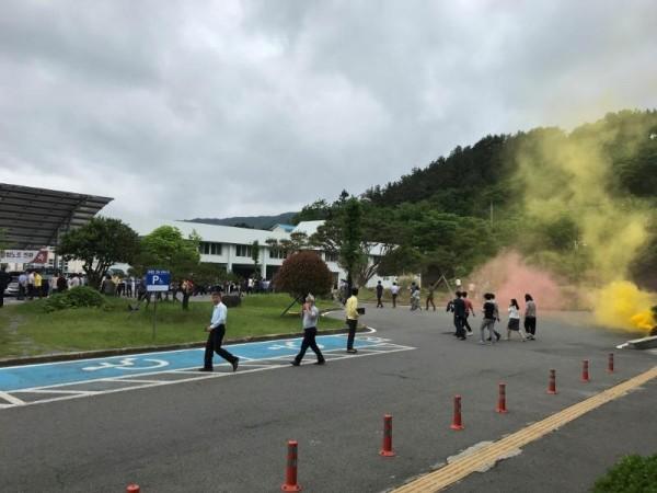 20180517_구례군, 화재대피 훈련 실시.JPG