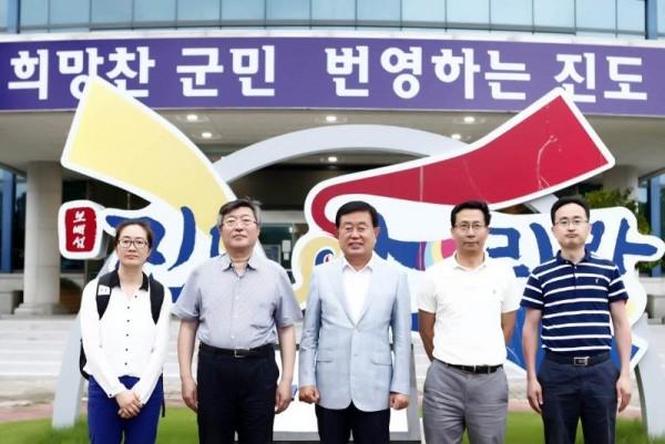 진도군, 청도국신그룹 등 中기업 초청 진도항 투자유치 설명회 개최2.jpg