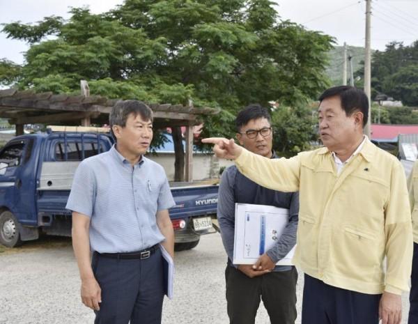 [크기변환]진도군, 폭염 피해 최소화를 위한 현장 점검 '활발'.JPG