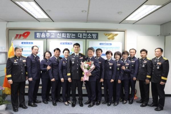 [크기변환]제10대 대전시 의용소방대 연합회장 취임 (2).JPG