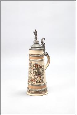 목포생활도자박물관, 독일 전통맥주잔 특별전시