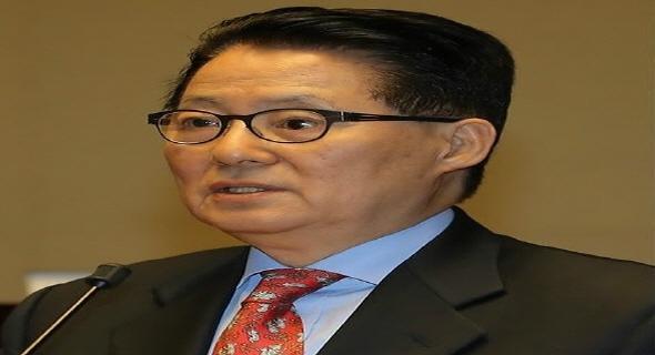 박지원 전 대표, 목포 남항 낚시 배 부두 설치비 10억, 목포 신항 크레인 유지보수비 15억 확보