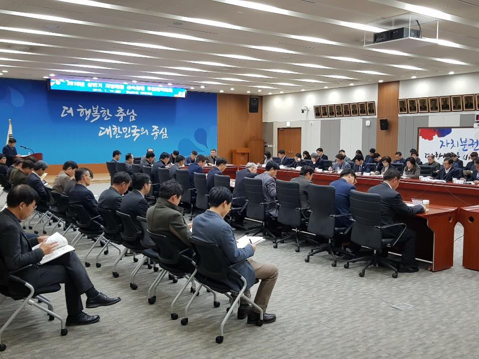 양승조 충남지사, 충남요양보호사협회 전진대회 참석 권익보호 약속