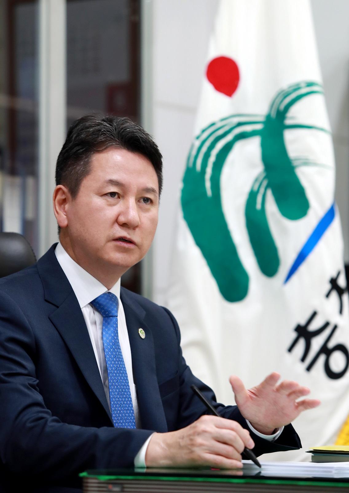 한창섭 행정부지사, 현안 해결 첫걸음은 예산확보