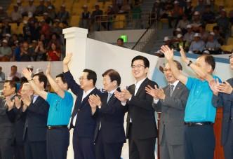 대전시, 제20회 어르신체육대회 개최