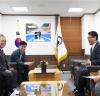 """""""부산서 한반도 평화와 남북협력 새 시대를 열겠다"""""""