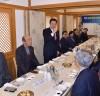 이용섭 광주시장, 시민대상 수상자들과 시정 공유