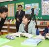 장석웅 전남교육감, 교사 증축현장 학생안전 점검