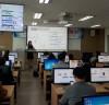 전남도교육청, 중학교 디지털교과서 교과별 연수 실시