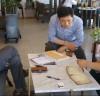 향토사 연구 두 친구 후학 위한 인재육성장학기금 기탁