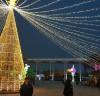 순천만국가정원 별빛축제...특별한 겨울밤 추억 선사