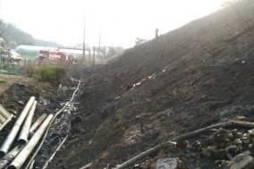 [경기] 봄철 잇따른 들불화재, 북부소방재난본부 '주의당부'