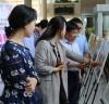 제8회 유권자의 날 기념, '소녀시대 할머니의 선거이야기'시화전