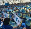 광주세계수영대회, 선수에는 사기…관객에는 분위기