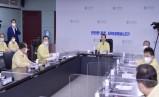 정세균 국무총리, 광주서 코로나19 중앙재난안전대책본부 회의 주재