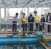 김종식 목포시장, 몽탄정수장 찾아 수돗물 공급관리 실태 점검