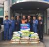 포항제철공고 광양지구동문회, 이웃사랑 쌀 300kg 기부