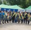 김준성 영광군수 다각적인 도농상생을 위한 농수특산물 직거래장터 방문 격려