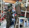 육군 특전사 천마부대, 전남 수해지역에 대민지원 총력 '구슬땀'