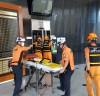 함평군 승강기사고 대응 유관기관 합동 모의훈련