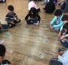 나주향교 굽은소나무학교, 금성산 숲 놀이 진행