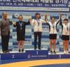 함평군청 레슬링팀 제100회 전국 체전서 은(銀)2․동(銅)1 목에 걸어