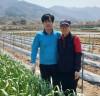 구례 청년창업농 이지예씨 부부, 농업소득 5천만원에 도전