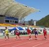 진도교육지원청, 학년별 육상경기대회 개최