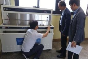 [대전]상수도사업본부, 올해 학교 음수기 설치 지원 완료