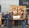 진도 대호그룹, 소외계층에게 1,000여만원 진도 김 기탁