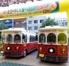 """순천시, 새로운 여행"""" 트롤리 버스""""7월부터 본격 운행"""