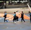 '만리포니아'에 국제 서핑대회 유치 도전